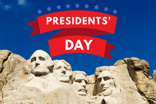 Presidents Day 2018