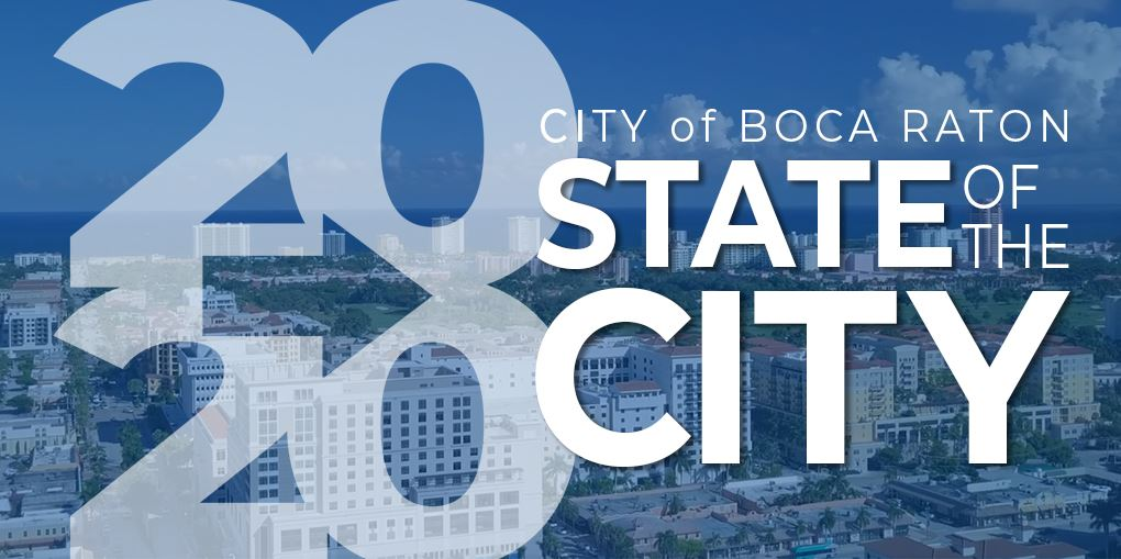 City of Boca Raton State of the City 2020