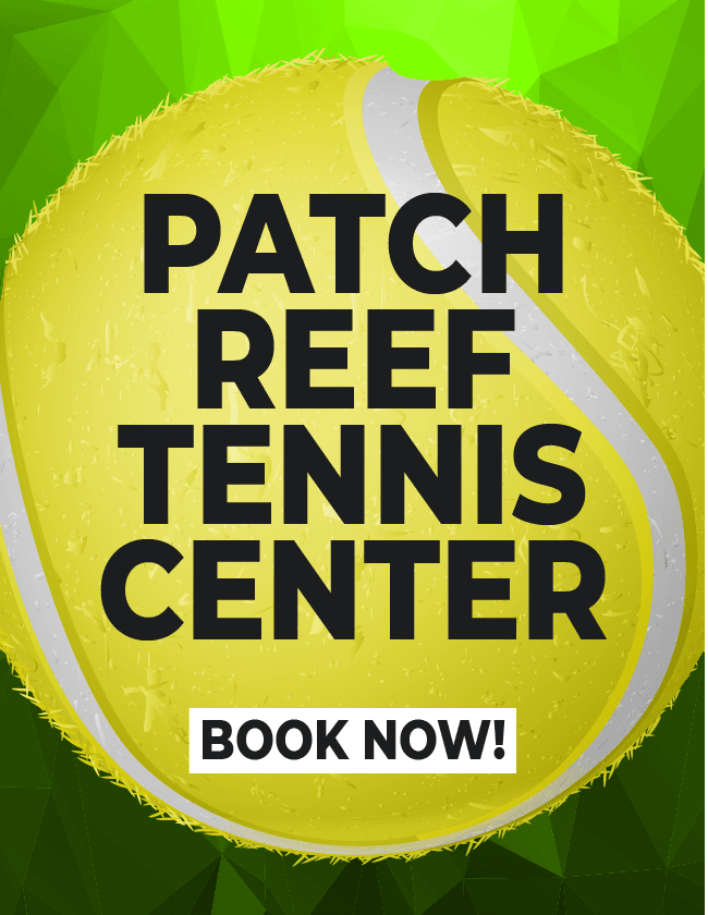 Patch Reef Tennis Center (Book Now!)