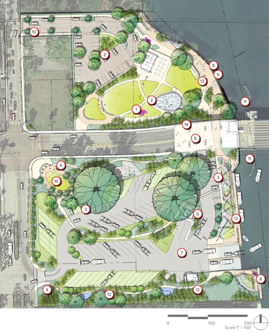 Updated Wildflower and Silver Palm Park Site Plan Opens in new window