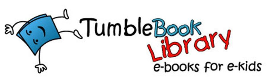 TumbleBooks Library for Kids link Opens in new window