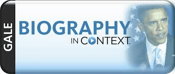 Biography in Context logo Opens in new window